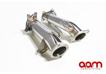 AAM Race Downpipes