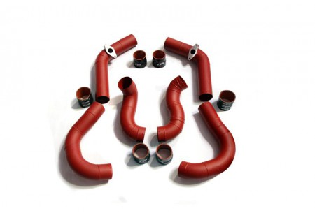 Agency Power Intercooler Pipe Kit