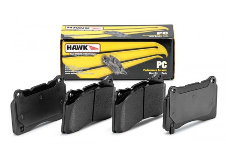 Hawk Performance Ceramic Rear Brake Pads