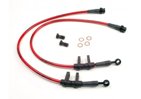 Agency Power Front Brake Lines