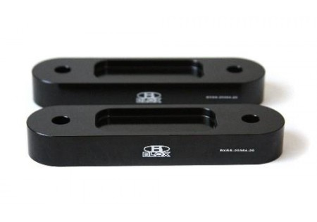 BLOX Racing Front Bump Steer Kit - 20mm