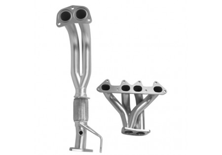 DC Sports 4-2-1 2-Piece Ceramic Header