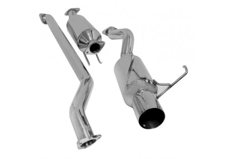 DC Sports Catback Exhaust System