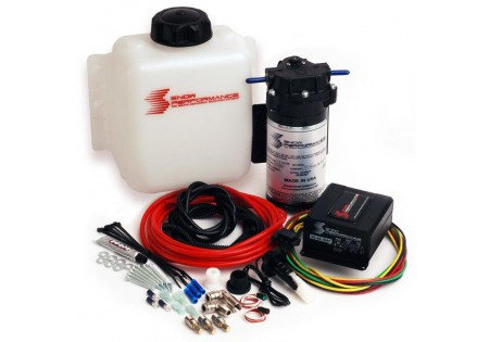 Snow Stage 2 WRX/STI Boost Cooler Water-Methanol Injection Kit