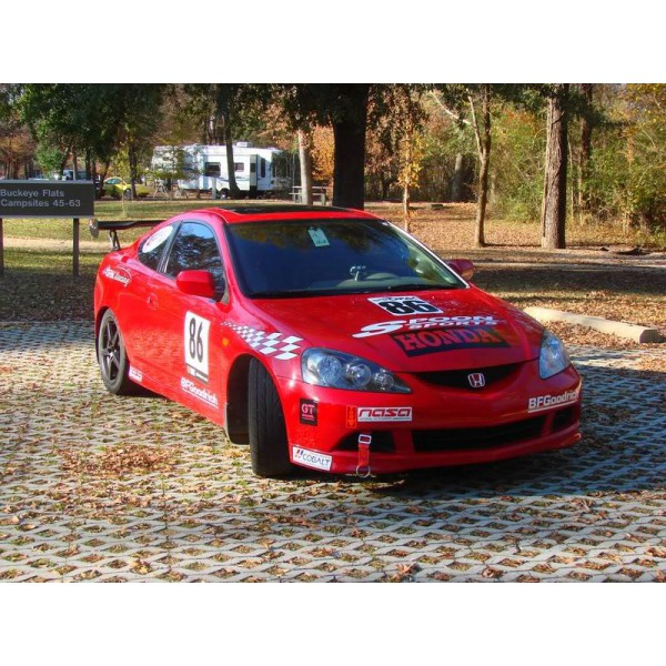 APR Performance GTC-200 Adjustable Wing Acura RSX 02-06 AS