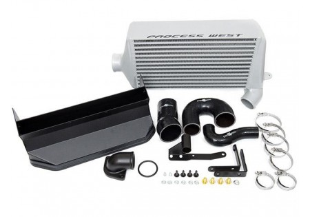 Process West Verticooler Top Mount Intercooler