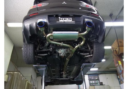 HKS Super Turbo Exhaust System
