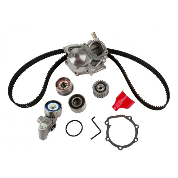 gates timing belt component kit w   water pump subaru legacy   outback 2 5i 00