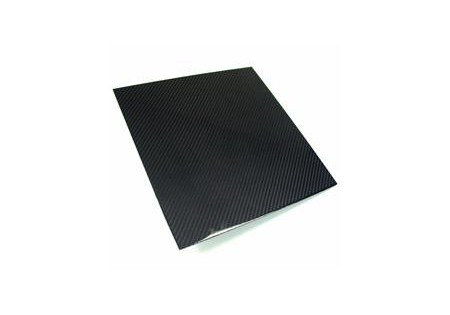 APR Performance Single Sided Carbon Fiber Plate