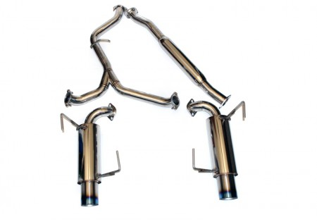 Agency Power Catback Exhaust System